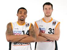 Профессиональные баскетболисты тренируются на тренажерах FINNLO MAXIMUM